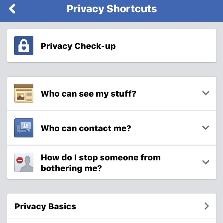 essays about facebook privacy Facebook twitter pinterest whatsapp email advertisement makeuseof has published countless articles on facebook privacy and security settings facebook continuously updates and changes privacy settings and options.