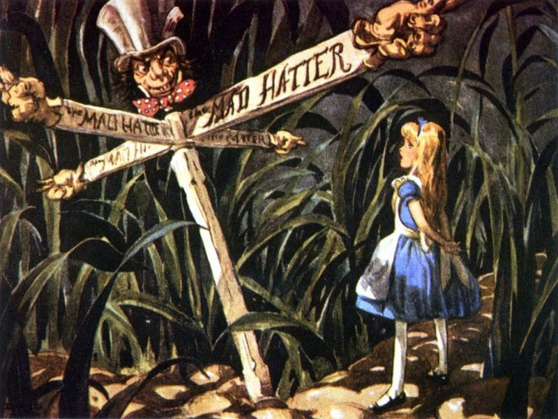 AdTech in Wonderland