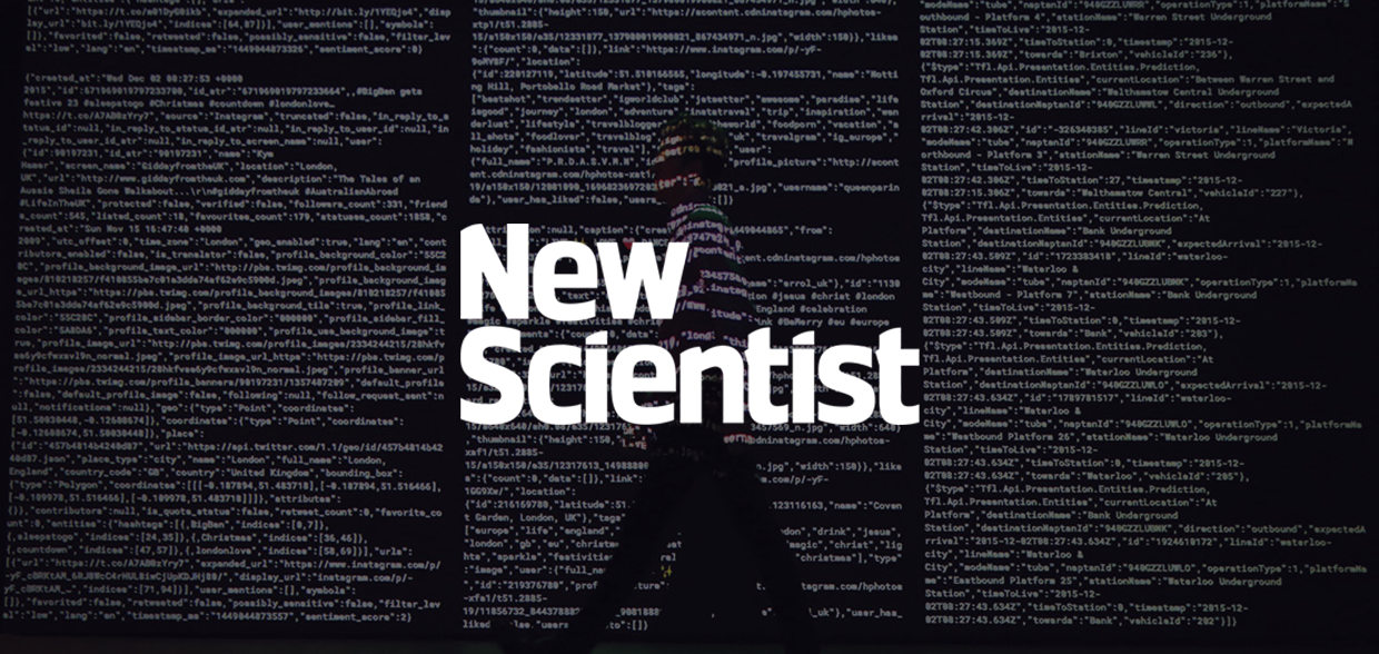 New Scientist CitizenMe