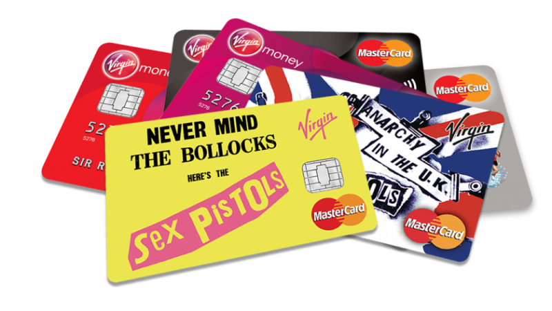 Virgin Card Punk