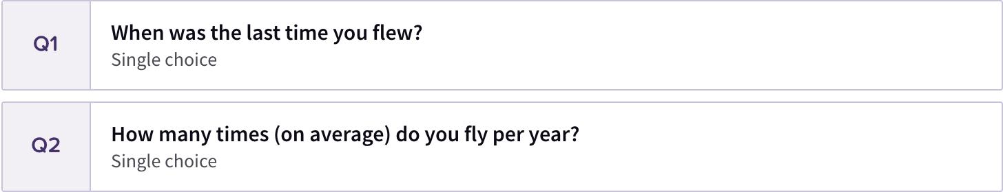 Exchange Questions